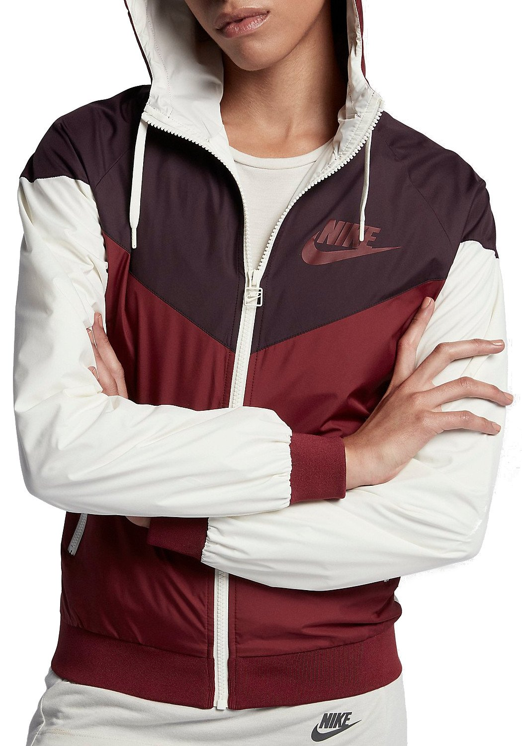 Hooded jacket Nike W NSW WR JKT OG