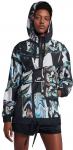 Bunda s kapucí Nike W NSW JKT AOP MRBL