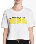 Triko Nike W NSW TEE CROP ARCHIVE