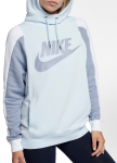 Mikina s kapucí Nike W NSW MODERN HOODIE CB