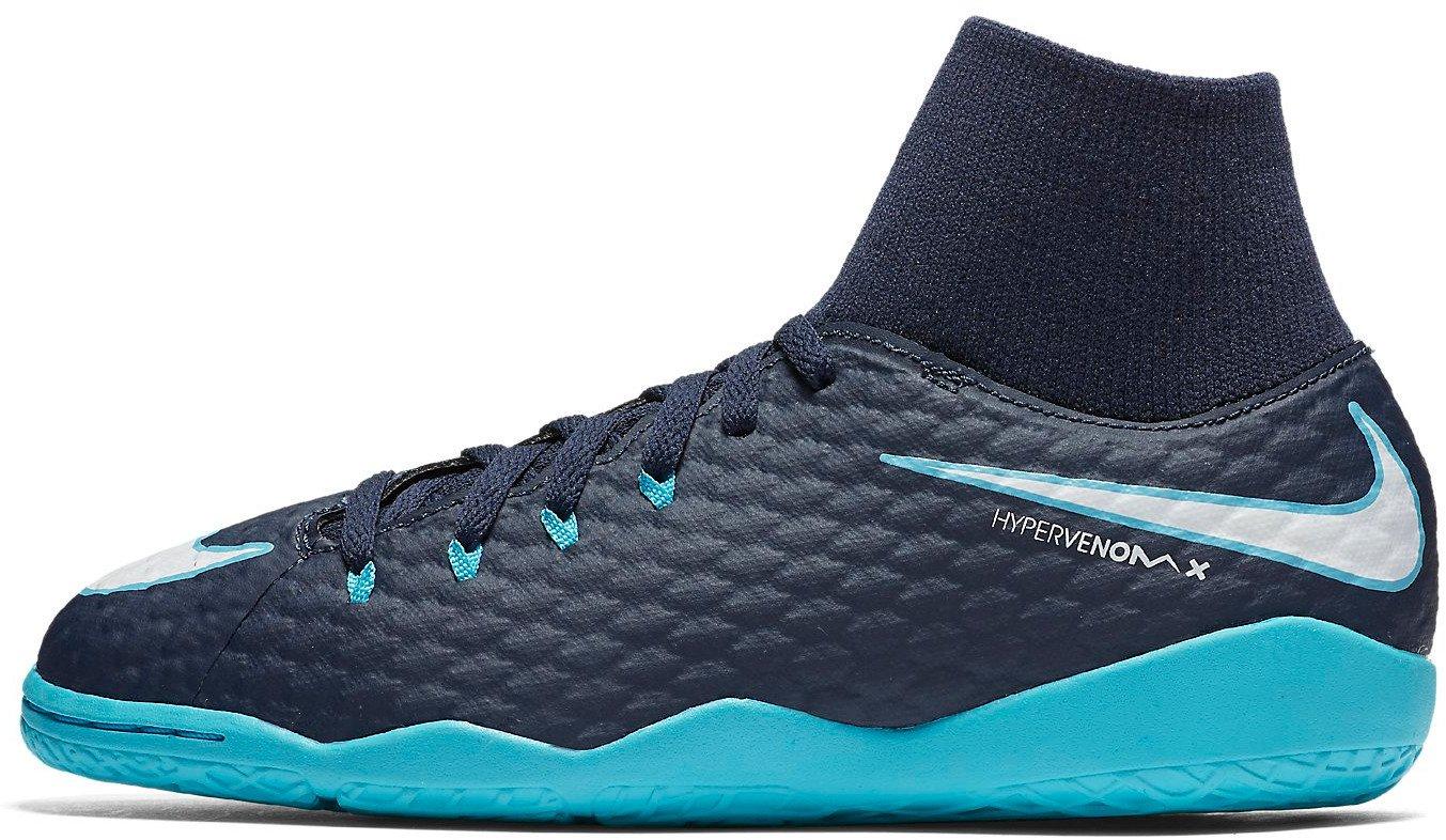 Indoor/court shoes Nike JR HYPERVENOMX
