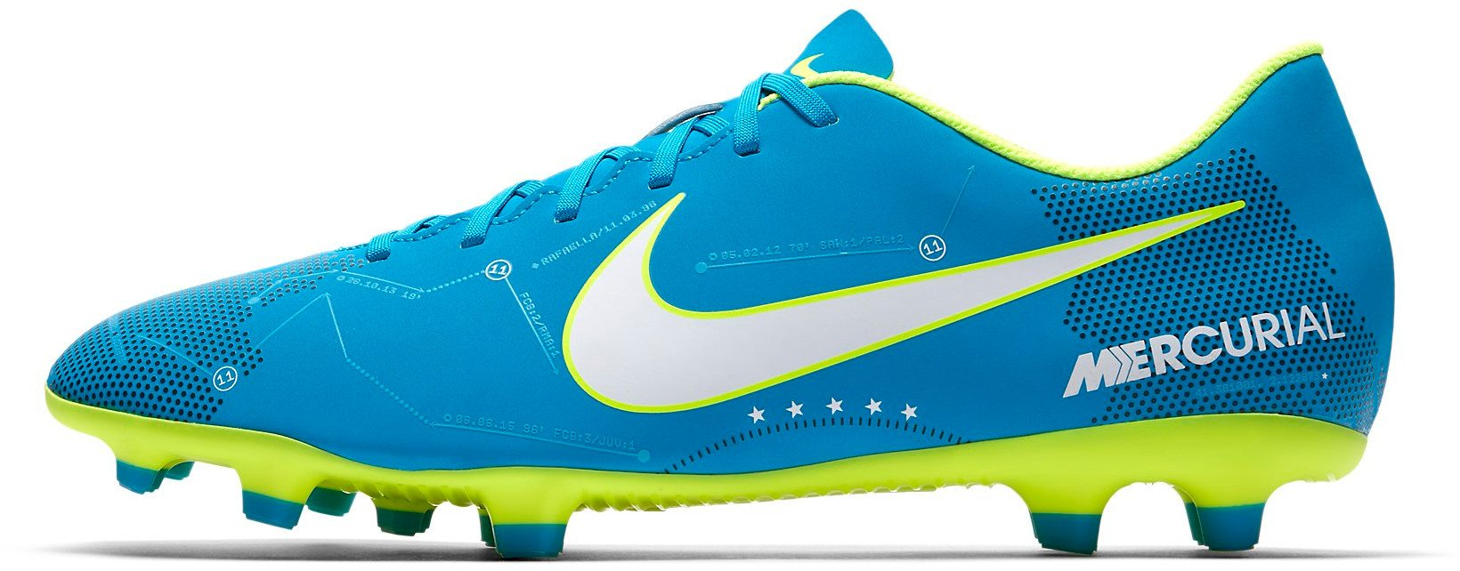 Football shoes Nike MERCURIAL VORTEX