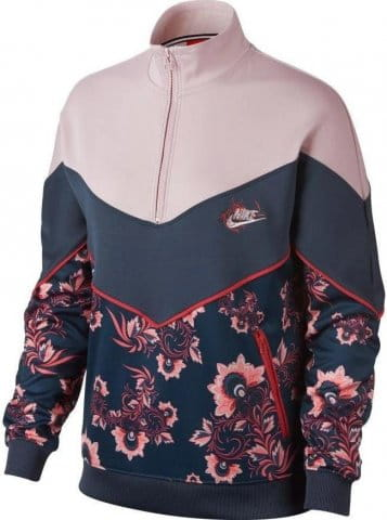NSW W Track Jacket PK Floral