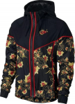 NSW Floral Print Track Women's Jacket
