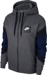 Mikina s kapucňou Nike M NSW AIR HOODIE FZ FLC