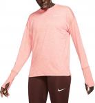 Triko s dlouhým rukávem Nike W NK ELMNT TOP CREW