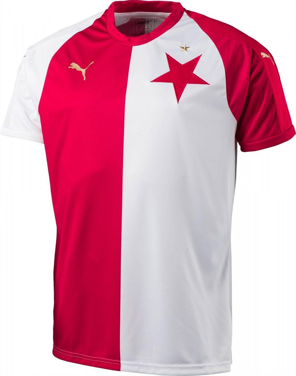 Shirt Puma SK SLAVIA Home Jersey 2019/20
