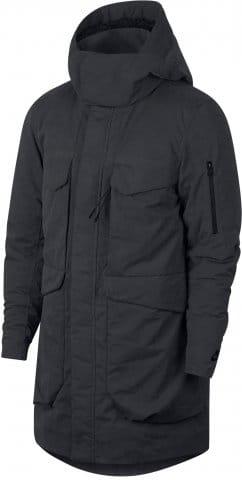 Bunda s kapucňou Nike M NSW TCH PCK DWN FILL PRKA