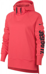 Mikina s kapucí Nike W NK DRY HOODIE PO GRX JDI