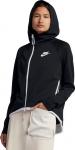 Mikina s kapucí Nike W NSW TCH FLC CAPE FZ