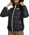 Bunda s kapucí Nike W NSW WR DWN FILL JKT REV
