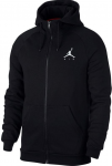 Jumpman Men's Fleece Full-Zip Hoodie