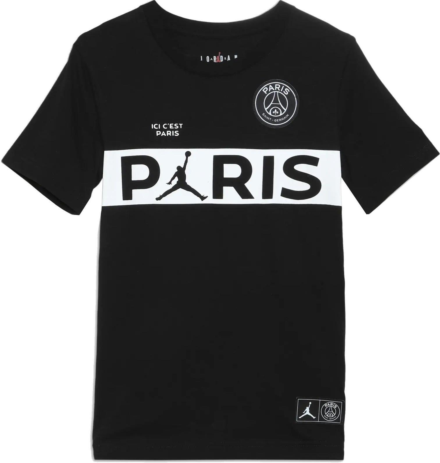 T-shirt Jordan B Jordan x PSG Wordmark