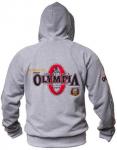 Mikina s kapucí Nebbia Olympia