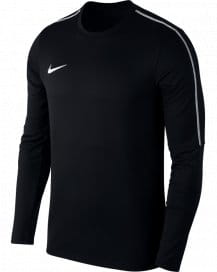 Dětský tréninkový top s dlouhým rukávem Nike Dry Park 18