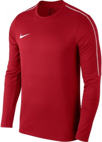 Tee-shirt à manches longues Nike Y NK DRY PARK18 CREW TOP