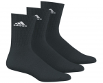 Ponožky adidas 3-Stripes Performance Crew Socks