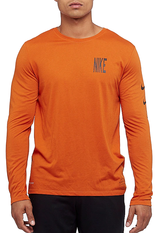 Pánské tričko s dlouhým rukávem Nike Dri-FIT Run Division
