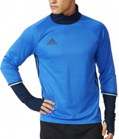 Langarm-T-Shirt adidas CON16 TRG TOP