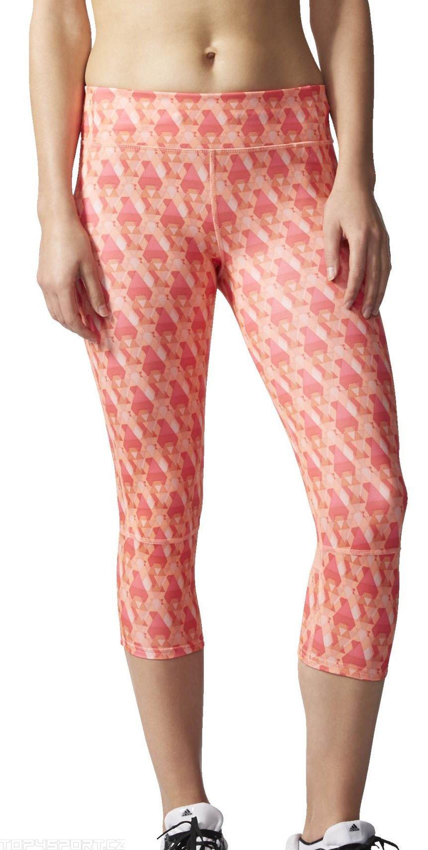 Kalhoty 3/4 adidas SN Q1 3/4 TGT W
