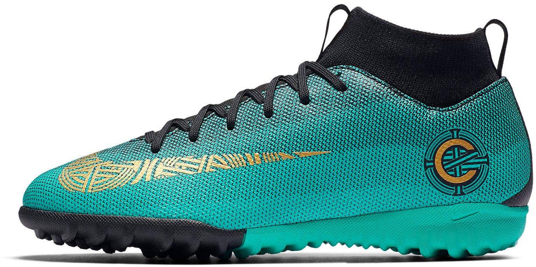 Football shoes Nike JR SUPERFLYX 6 ACADEMY GS CR7 TF