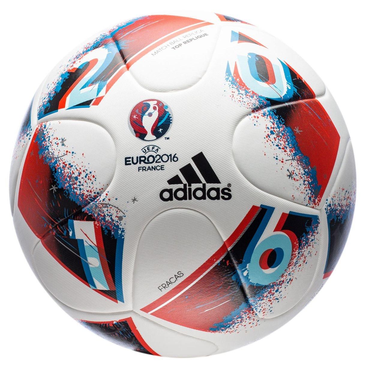 Míč adidas UEFA EURO 2016 Fracas