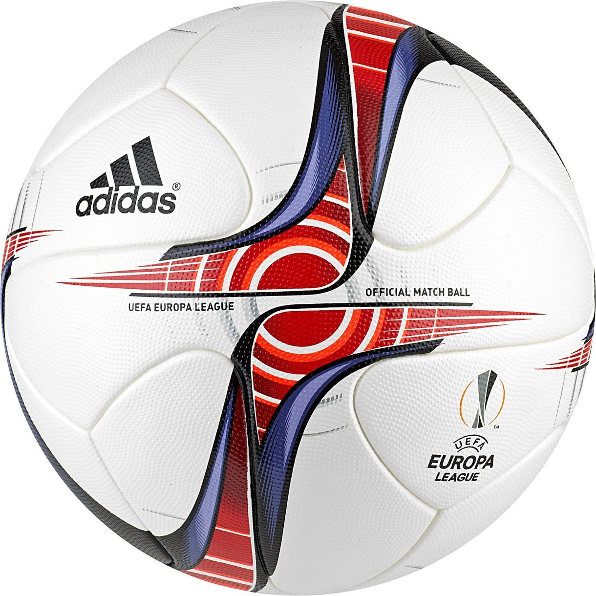 Míč adidas UEFA Europa League Official Match