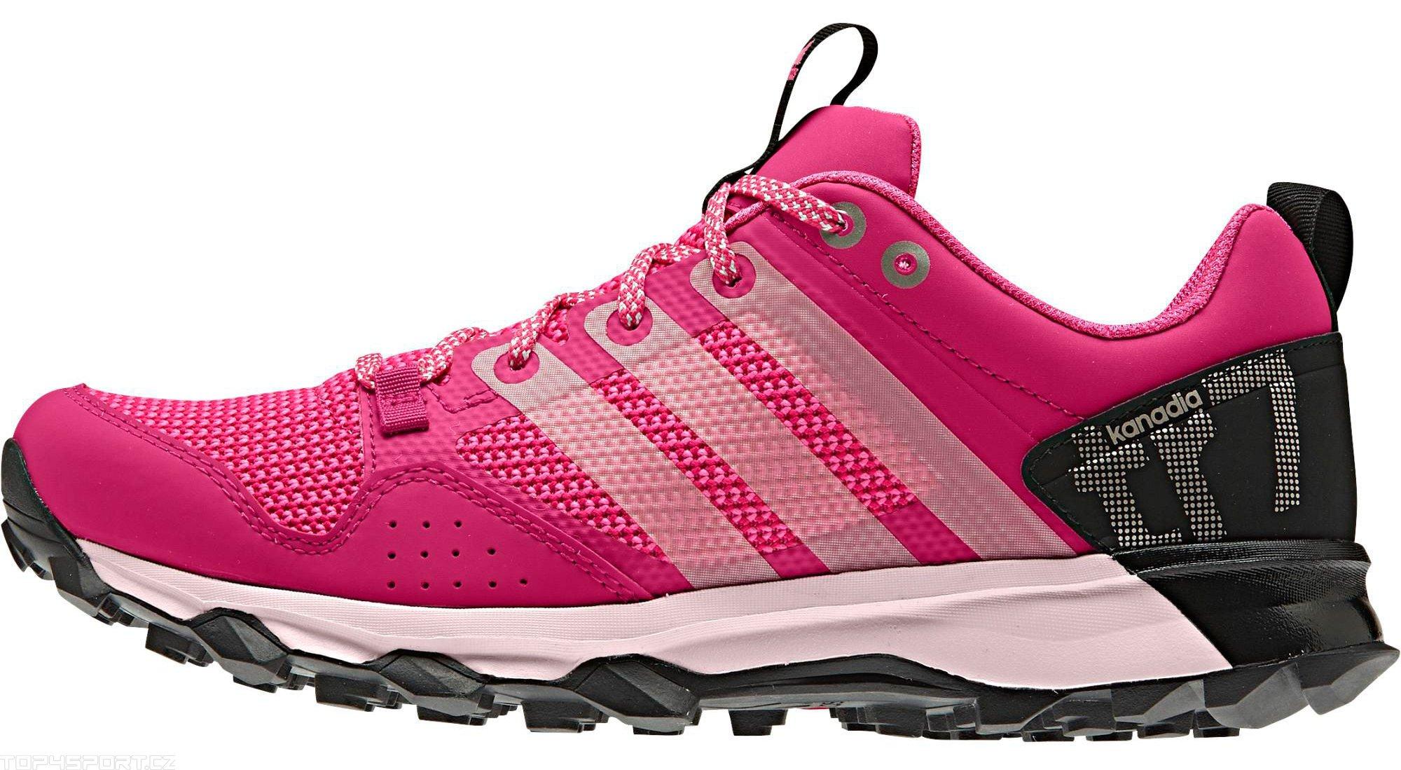 Trailové boty adidas kanadia 7 tr w 2502188009