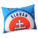 Polštářek Topforsport Vankúš ŠK Slovan Bratislava 50x50