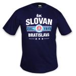 Triko Topforsport ŠK Slovan Bratislava tričko - tm.modré