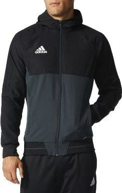adidas TIRO17 PRE JKT Kapucnis kabát