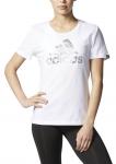 Tričko adidas FOIL LOGO