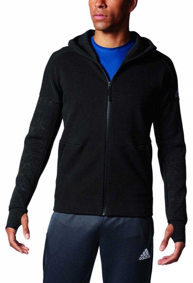 Mikina s kapucí adidas UFB ZNE HOODY