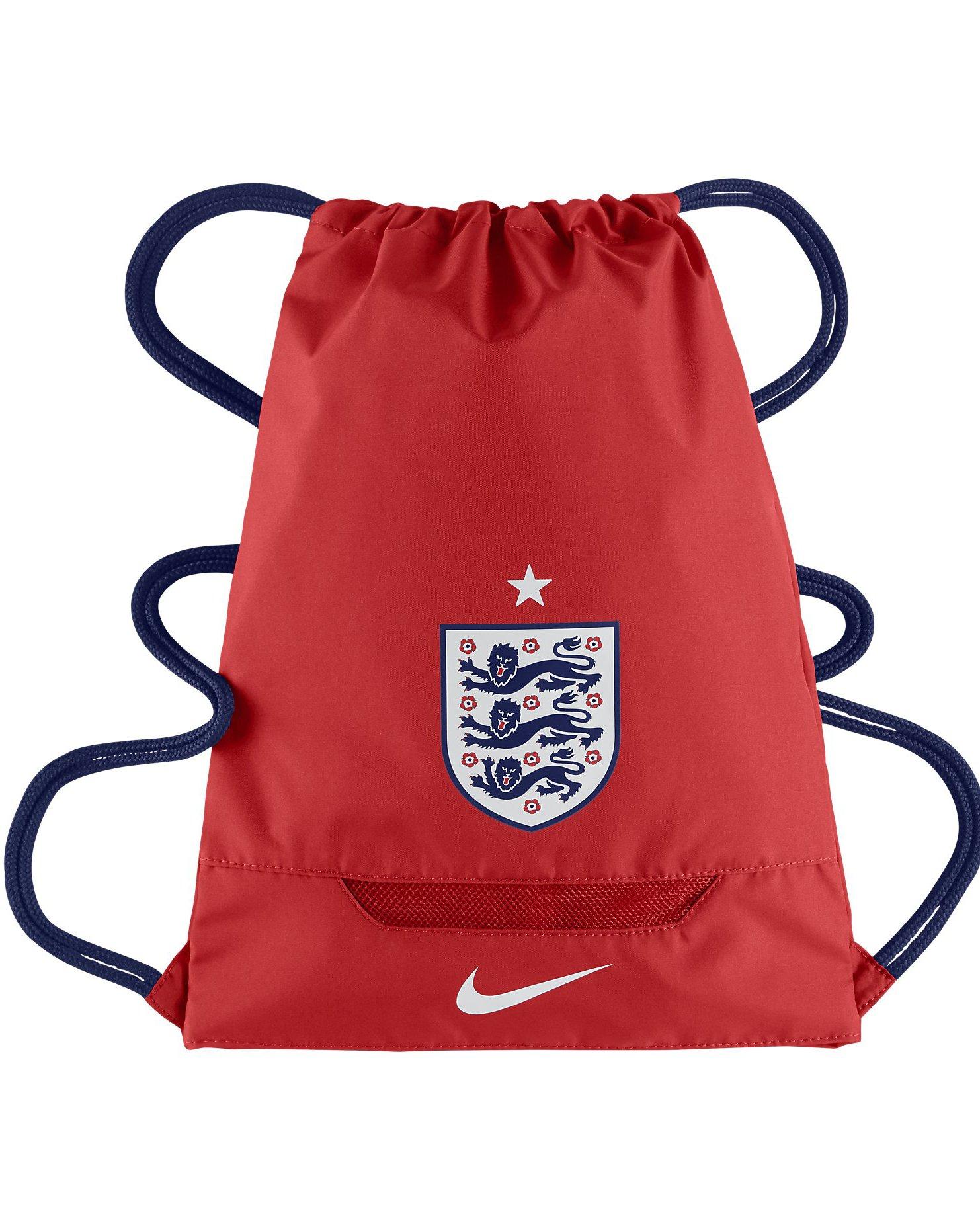 Pytel na záda Nike ALLEGIANCE ENGLAND GYMSACK