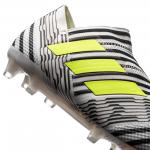 Kopačky bez šněrování adidas NEMEZIZ 17+ 360AGILITY FG – 10
