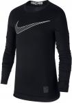 Tričko s dlhým rukávom Nike B NP TOP LS COMP HO18 2