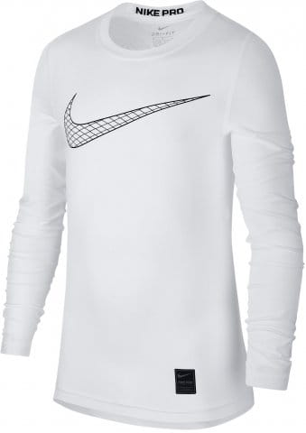 Majica dugih rukava Nike B NP TOP LS COMP HO18 2