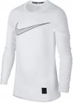 Triko s dlouhým rukávem Nike B NP TOP LS COMP HO18 2