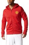 Mikina s kapucí adidas MUFC ANTH ZNE H