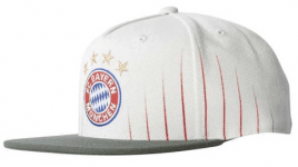 FCB FLAT CAP