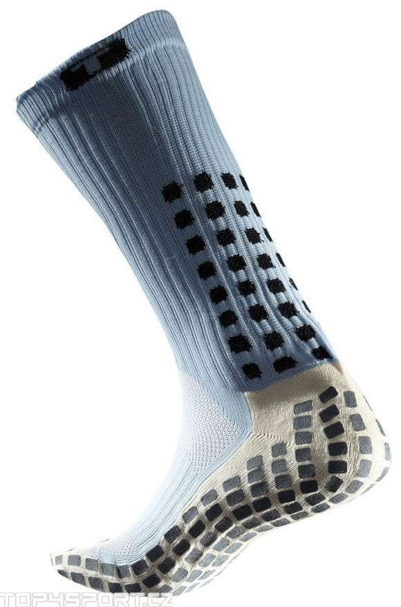 Trusox CRW300 Mid-Calf Light Blue Zoknik