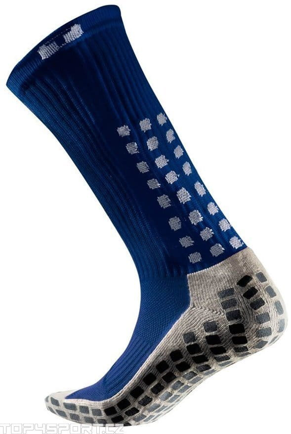Sosete Trusox CRW300 Mid-Calf Thin Royal Blue