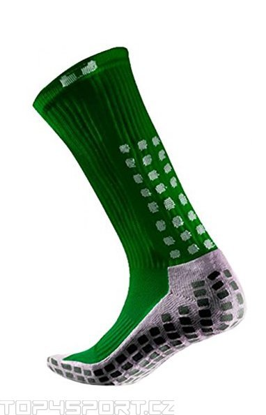 Ponožky Trusox CRW300 Mid-Calf Thin Green