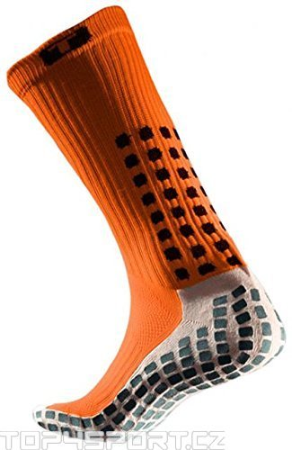 Ponožky Trusox CRW300 Mid-Calf Thin Orange
