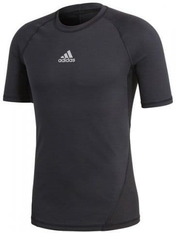 Pánské funkční tričko s krátkým rukávem adidas Alphaskin