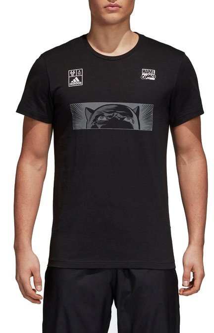 adidas black panther t shirt