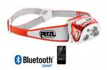 Čelovka Petzl E 95 HMI REACTIK + svítilna korálová s bluetooth