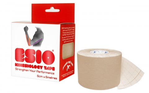 Bandage ESIO ESIO KINESIOLOGY TAPE 50mm