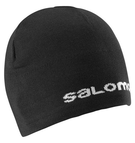 Čepice Salomon Beanie Black