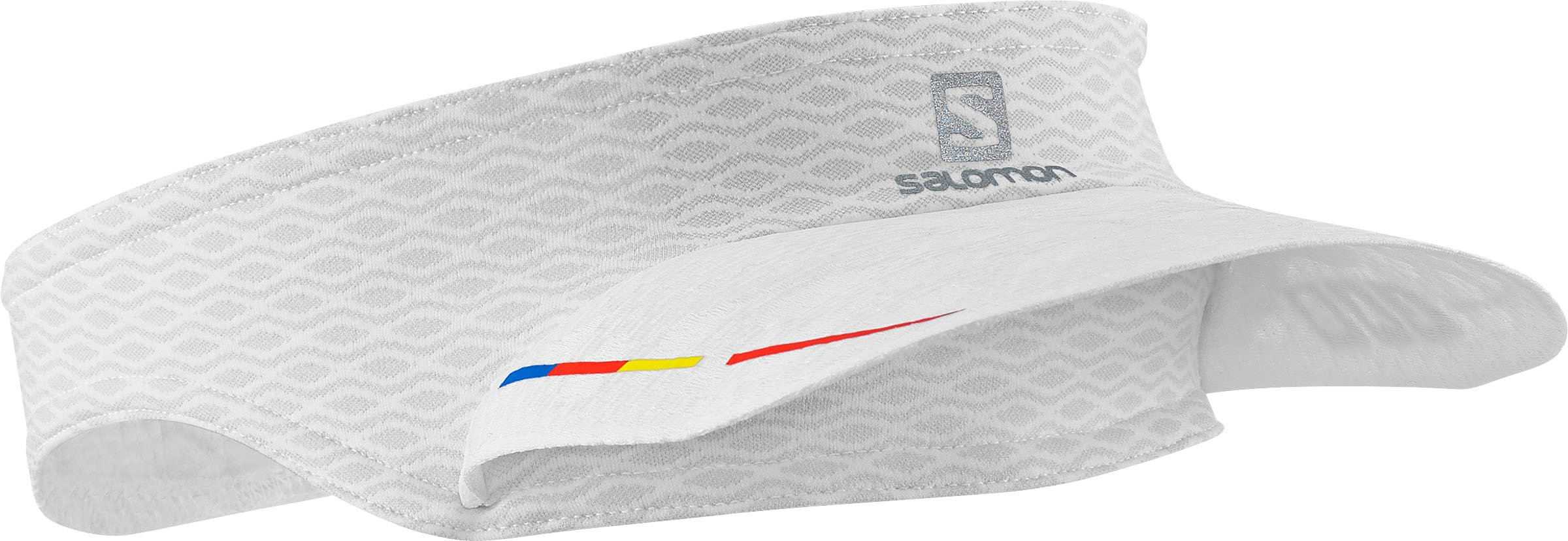 Kšilt Salomon S-LAB SENSE VISOR White